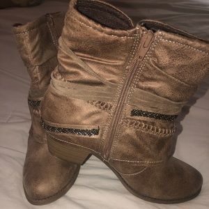 Never worn just removed tags! Booties